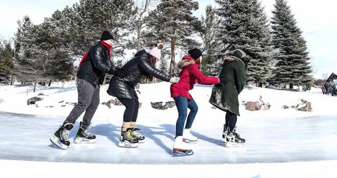 Outdoor Winter Adventures