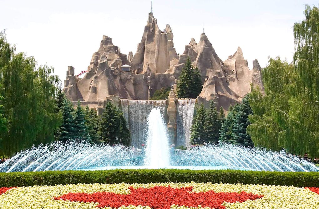 Canada's Wonderland is about Thrills, Chills and… Landscaping!