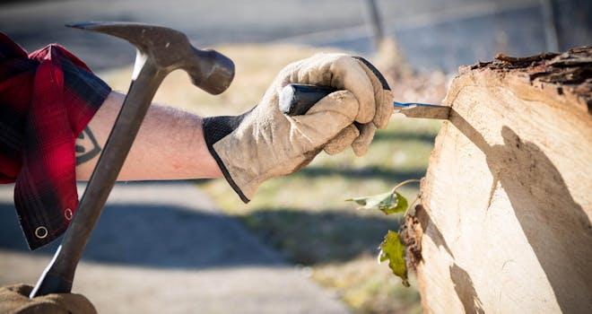 Meet the Maker: Live Edged Woodcraft by Bill Major