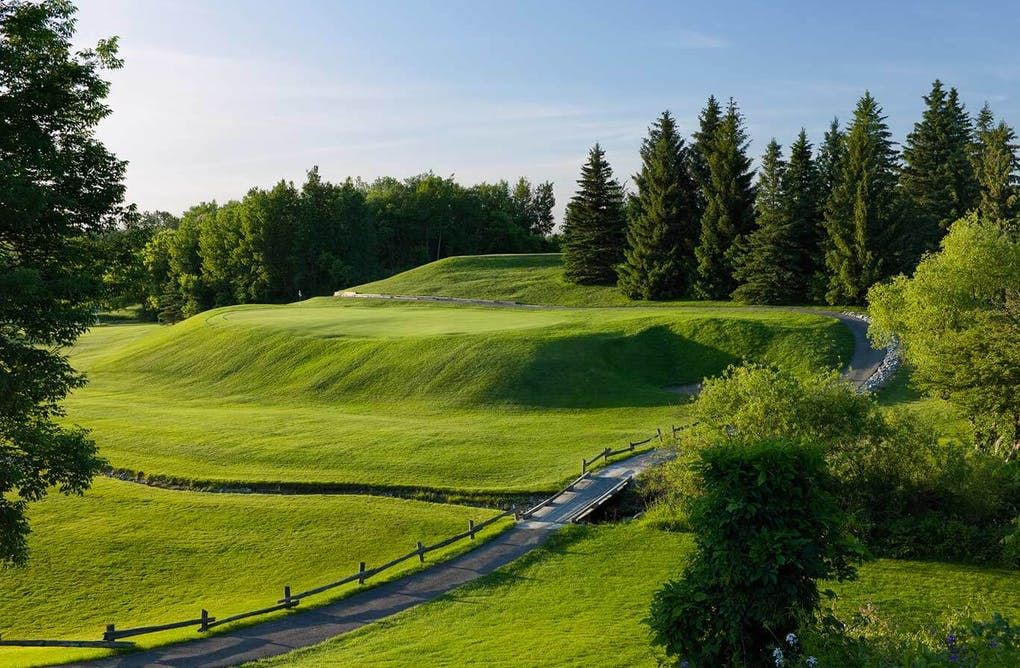 Caledon Country Club: Golfing the badlands of the Caledon Hills