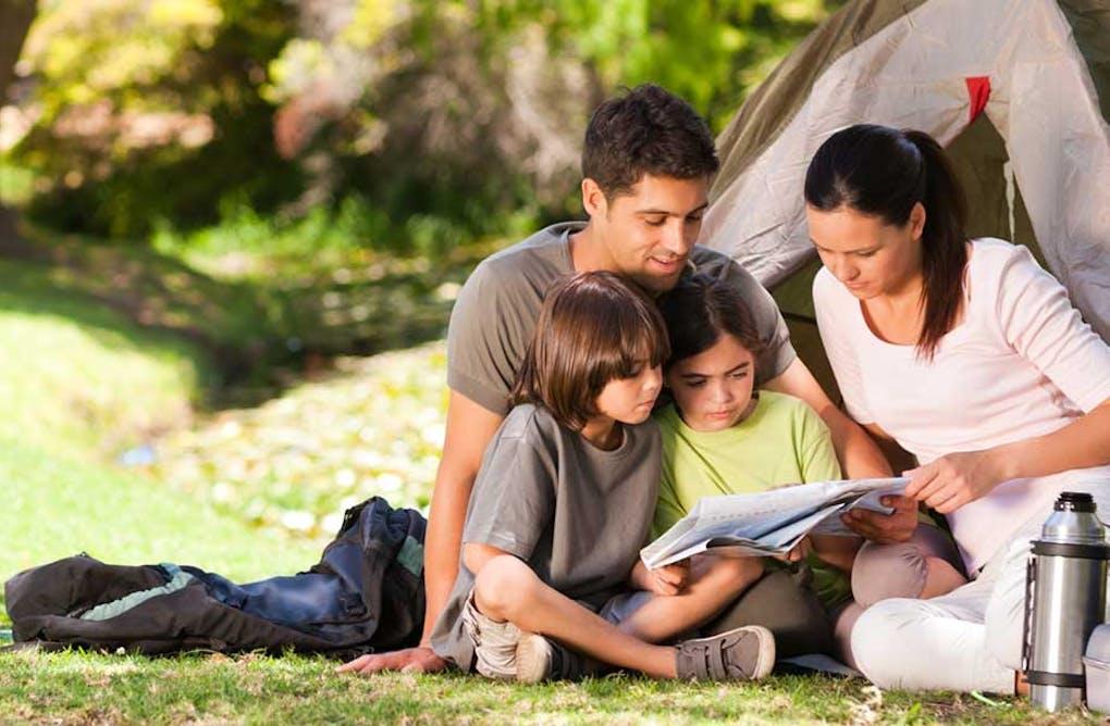 Book Your Summer Camping Getaway