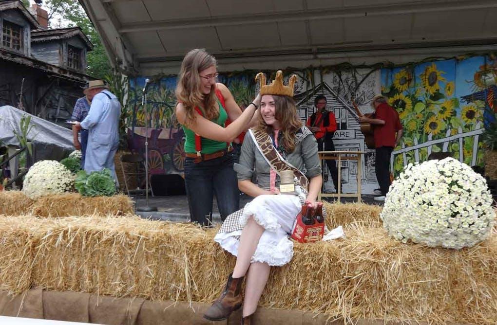 The Binder Twine Festival