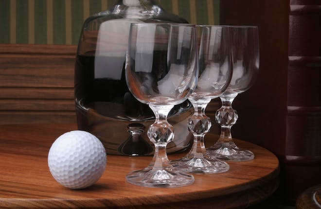 Golfing and Wine Go Hand in Hand