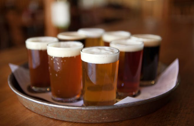 Craft Breweries in Central Counties