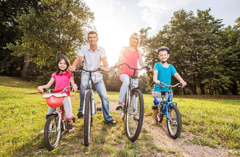Enjoy Cycling Vacations