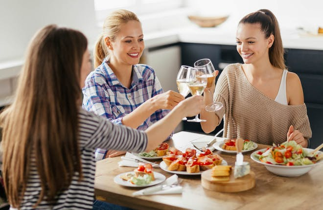 Ultimate Girl's Weekend in Central Counties