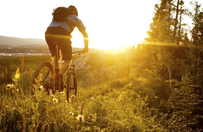 Beautiful Bike Trails to Cruise in Central Counties