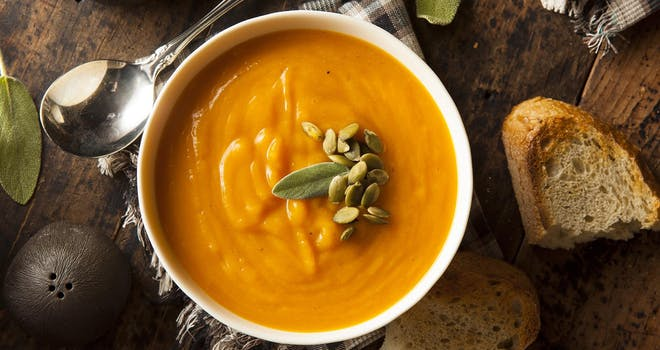 Pumpkins: The Secret Ingredient