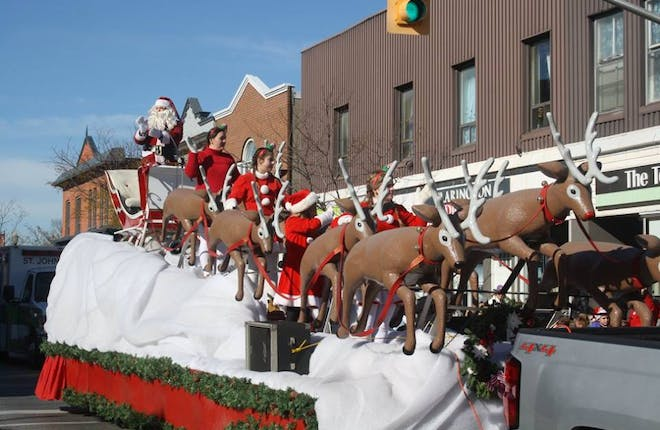 Celebrate Christmas in Clarington Country