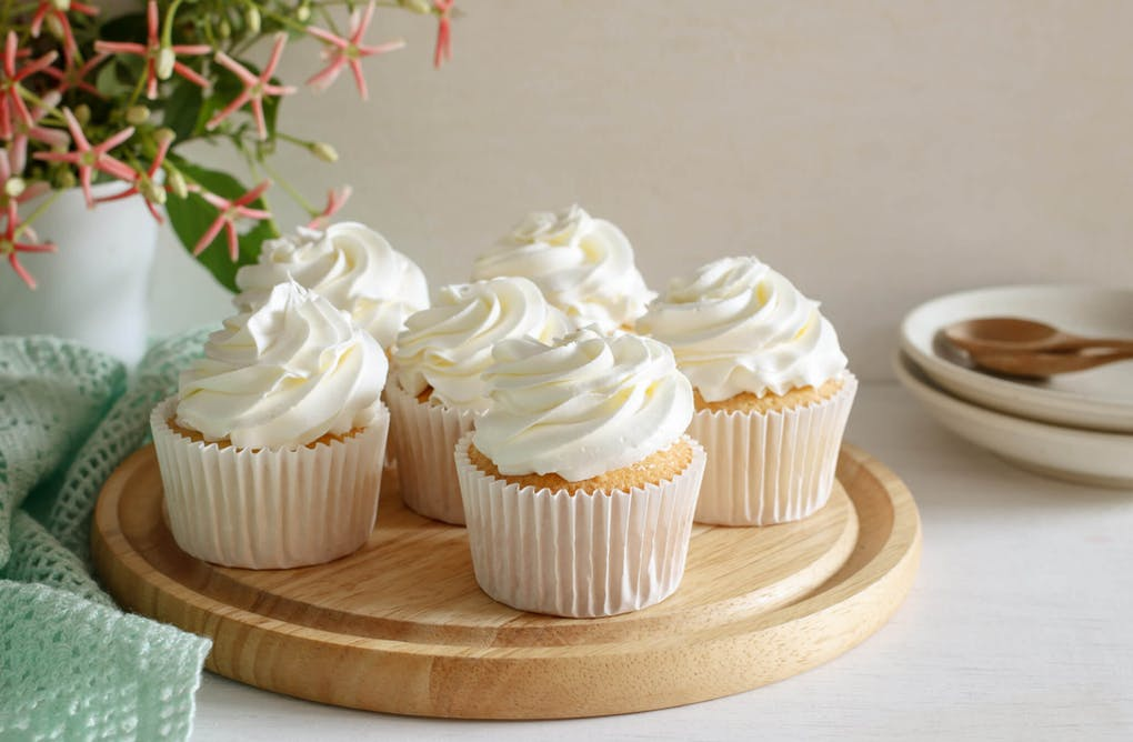 Bakery Style Cupcakes From a Box